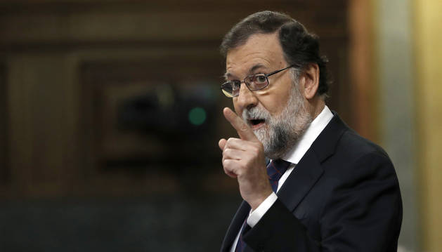 Rajoy comparece en el Congreso para dar más explicaciones sobre Gürtel