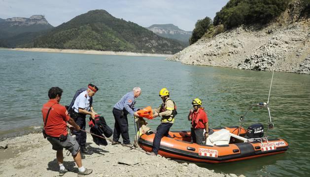 Este viernes siguen buscando a la pareja desaparecida en Girona