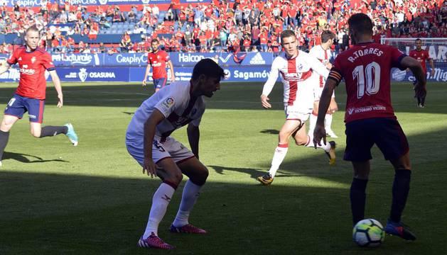 Galería del Osasuna 1 - 1 Huesca.