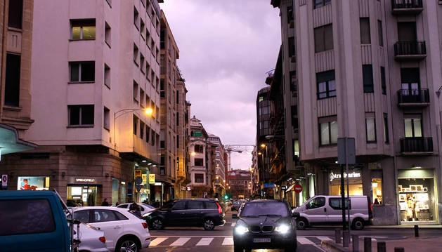 El falso anuncio se refería a un inmueble de la calle Arrieta de Pamplona.