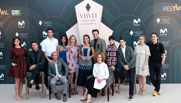 Los actores de la secuela de 'Velvet'