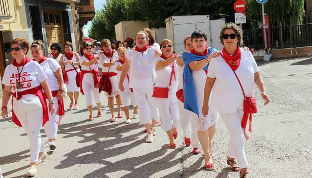 Día de la mujer de las fiestas de Fitero