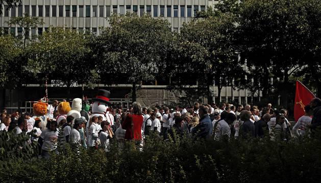 Disturbios en París por la reforma laboral