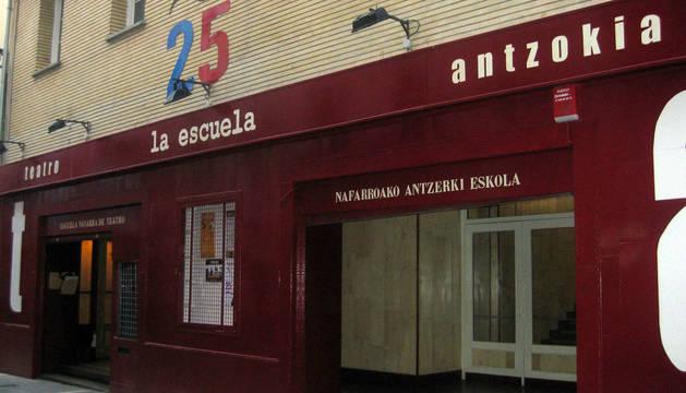 Escuela Navarra de Teatro.
