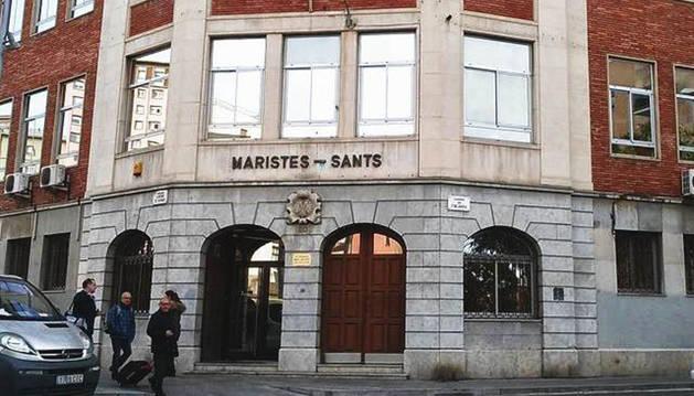 Colegio Maristas de Sants- Barcelona.