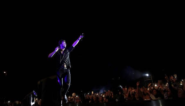 Manuel Carrasco concede su 'último baile' a Madrid