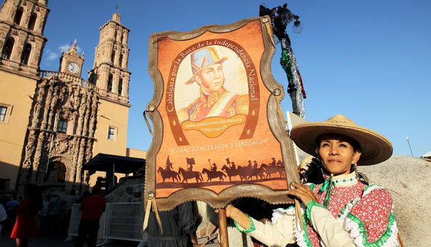 México celebra los 207 años de su Independencia
