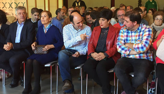 Barkos acusa a De la Serna de romper las negociaciones por el TAV
