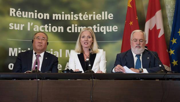 EE UU niega que quiera suavizar su postura sobre el Acuerdo de París