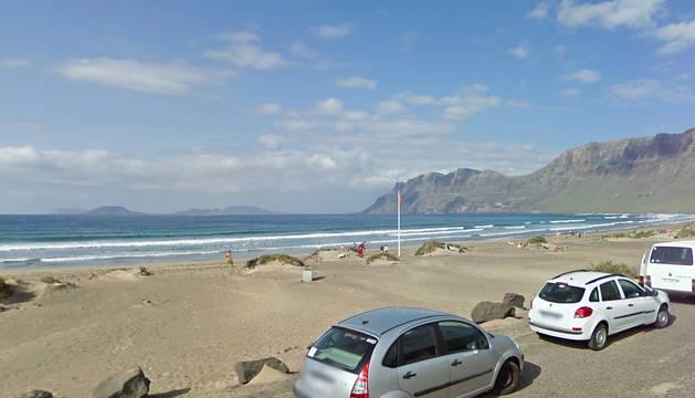 Fallece un hombre de 70 años ahogado en una playa de Lanzarote