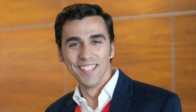 foto de Carlos Llorca, Channel Manager Spain de Dropbox Business.