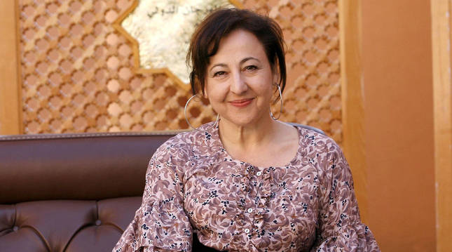 Carmen Machi traerá  'La autora de Las Meninas' el 7 de octubre al Gayarre.