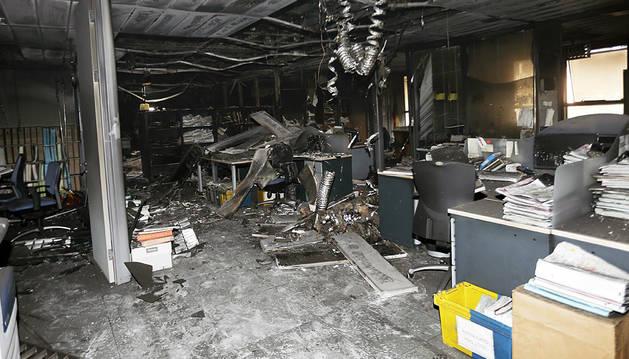 Los juzgados de Valencia afectados por el incendio vuelven este jueves al trabajo