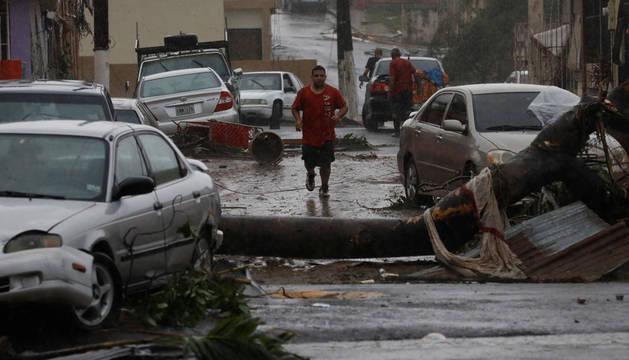 El huracán María se fortalecerá mientras se aleja de República Dominicana