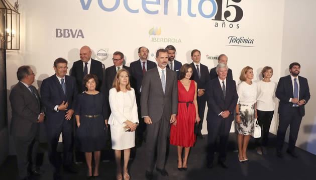 El XV aniversario de Vocento