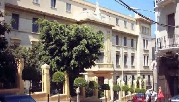 Colegio San Martín de Ceuta.