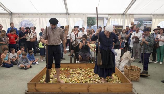 Día de la Sidra de Lekunberri