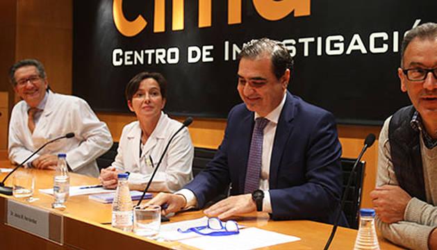 El CIMA obtiene el certificado para un medicamento contra la enfermedad de Wilson