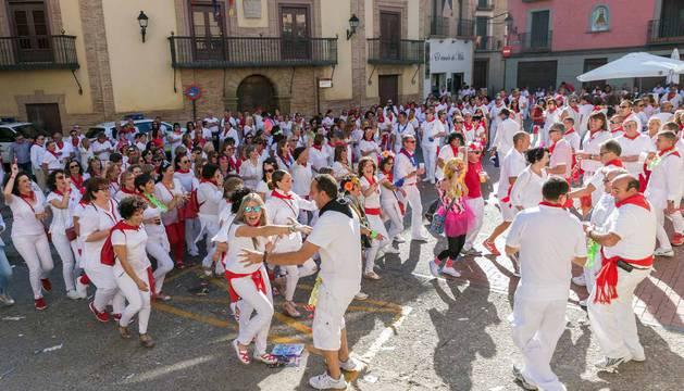 Imágenes de los actos del día 27 en las fiestas de Corella
