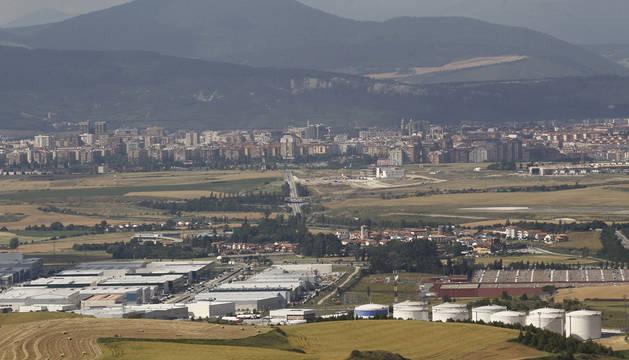 El polígono Comarca 2 en Galar se ampliará y reordenará sus usos