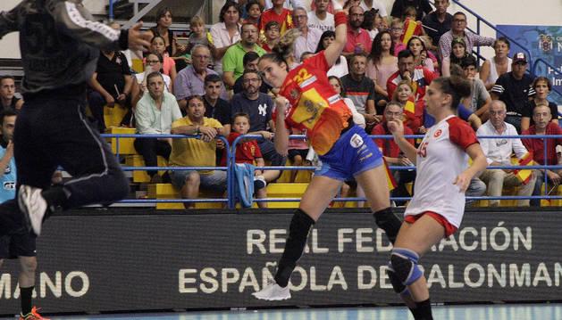 Imagen del encuentro disputado en Melilla