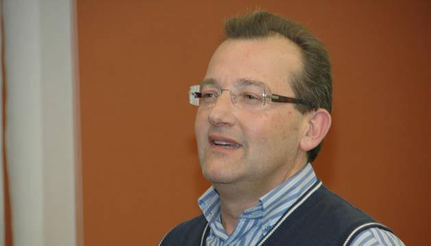foto de Alberto Pardo, formador y consultor de empresa y recursos humanos.
