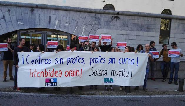 Movilización ante Educación de las
