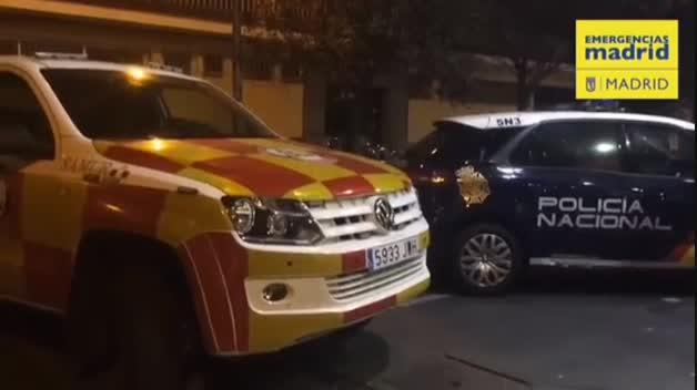 Disparan en la cara a una mujer de 30 años en plena calle de Madrid