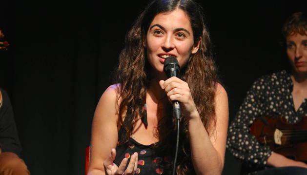 Una imagen de Sílvia Pérez Cruz.