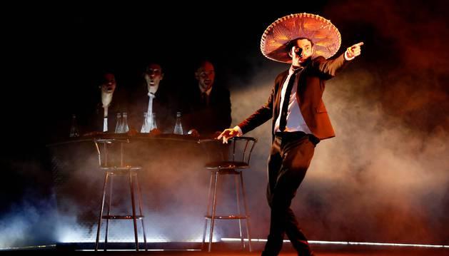 La compañía madrileña Meridional presentará el 5 de noviembre el musical Iberian Gangsters, con el punto de mira en la corrupción política.