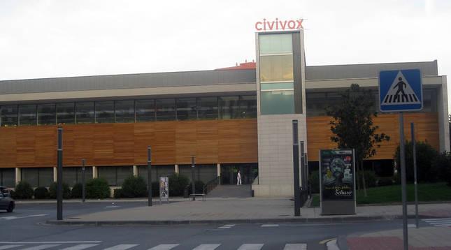 Civivox Iturrama.