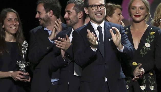 James Franco gana la Concha de Oro con la comedia 'The disaster artist' en San Sebastián