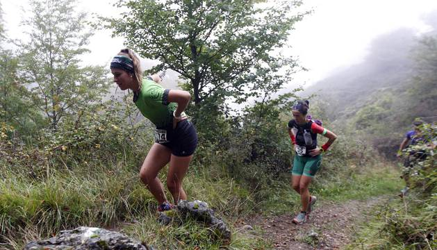 IX Media de montaña Olatzagutia-Urbasa
