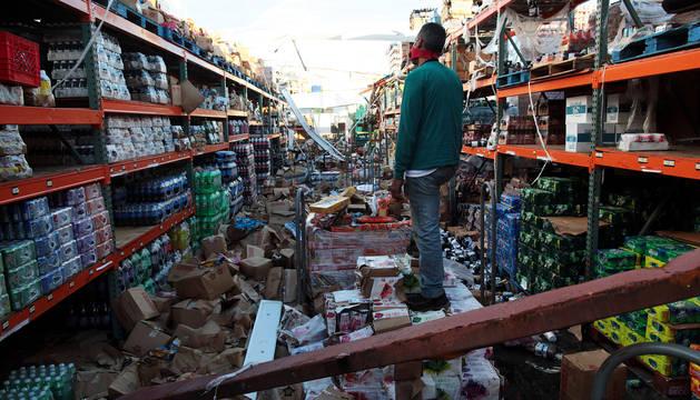 Puerto Rico, a oscuras 10 días después de María, lucha en el día a día