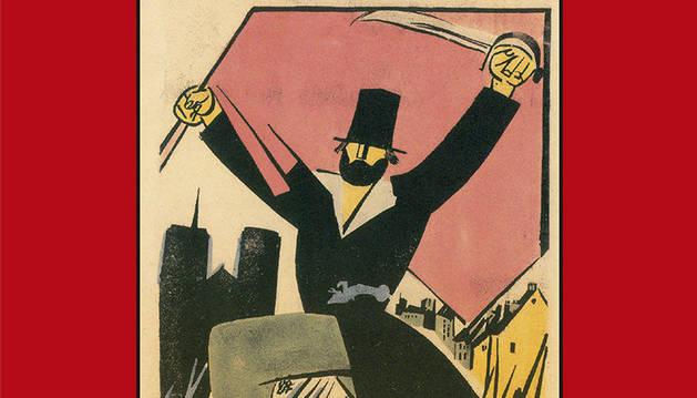 Portada del libro 'Anarquismo y revolución en Rusia. 1917-1921', de Carlos Taibo.