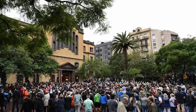 Este domingo, en Barcelona