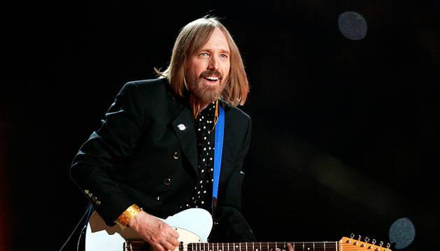 Fallece a los 66 años el rockero norteamericano Tom Petty