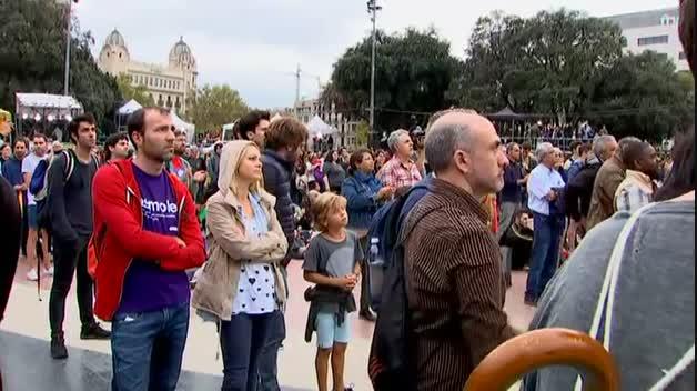 Los sindicatos catalanes llaman al paro