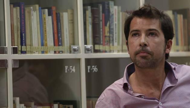 El escritor Ignacio Lloret impartirá este mes un curso sobre literatura en el Ámbito Cultural de El Corte Inglés.