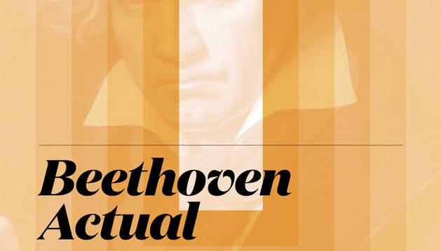 Portada del programa 'Beethoven Actual'.