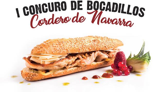 A la búsqueda del mejor bocadillo de Cordero de Navarra.