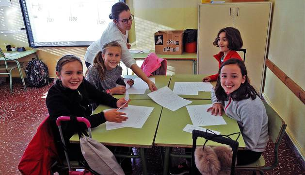 Colegio público José Mª de Huarte, una escuela inclusiva e innovadora