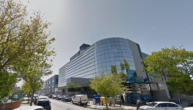 Sede de la empresa Oryzon en Cornellà de Llobregat (Barcelona).