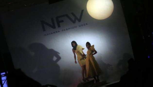 Desfiles de la Navarra Fashion Week