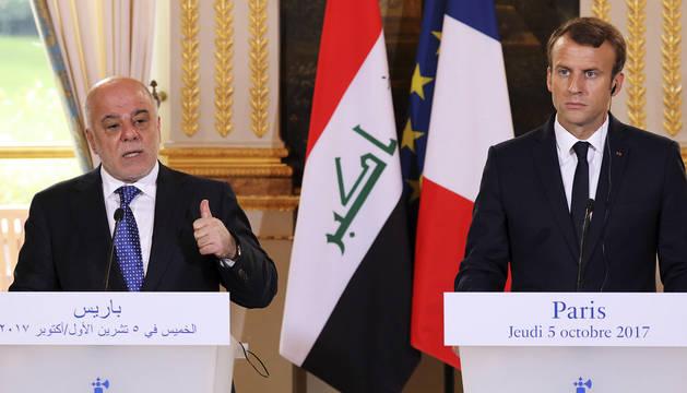 El califato pierde su último bastión en el norte de Irak