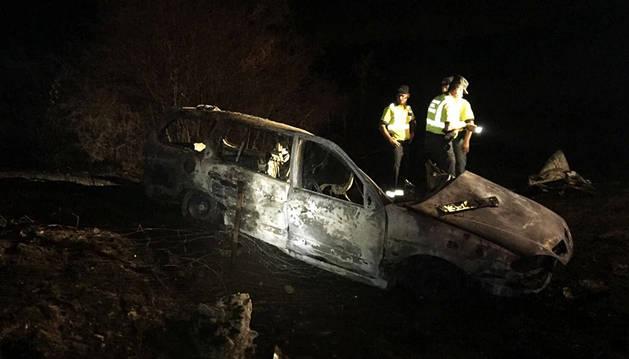 Dos personas mueren en un accidente de tráfico en la M-608 de Madrid