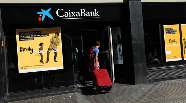 El consejo de Caixabank se reúne hoy para estudiar su cambio de sede