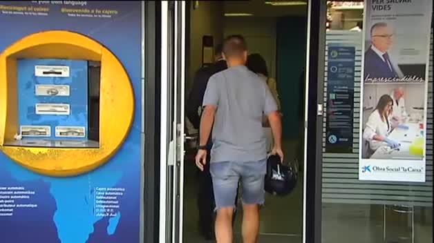 Caixabank valora si cambia su sede de Barcelona a Palma