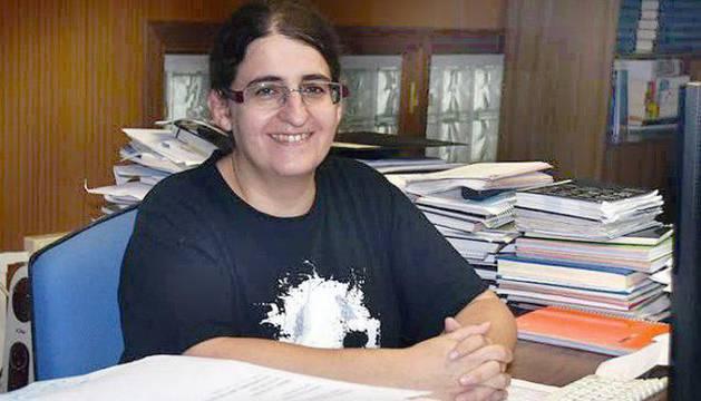 Carmen Echarri.