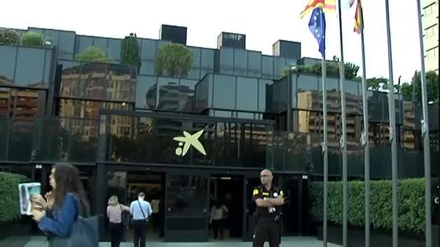 CaixaBank cambia su sede de Barcelona a Valencia